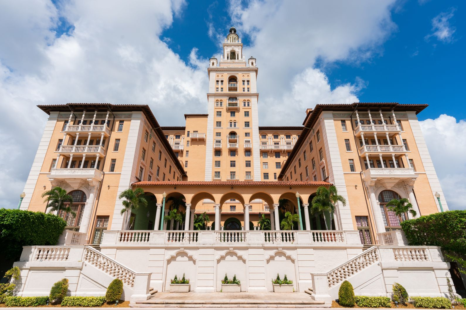 The Biltmore Hotel Near The Henry Apartments in Coral Gables, FL.